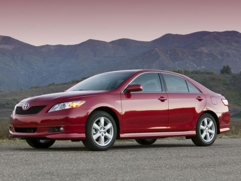 Pre-Owned 2007 Toyota Camry SE FWD 4D Sedan