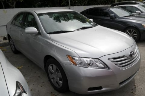 Pre-Owned 2008 Toyota Camry LE FWD 4D Sedan