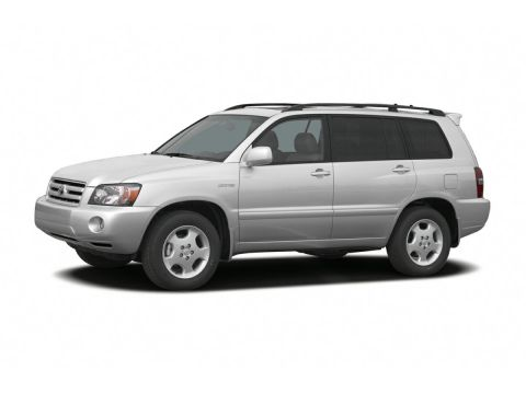 Pre-Owned 2005 Toyota Highlander  FWD 4D Sport Utility