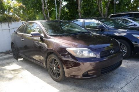 Pre-Owned 2008 Scion tC  FWD 2D Coupe