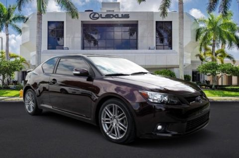 Pre-Owned 2012 Scion tC  FWD 2D Coupe
