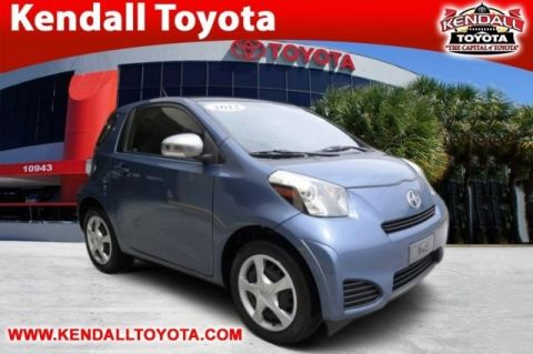 Pre-Owned 2012 Scion iQ  FWD 2D Hatchback