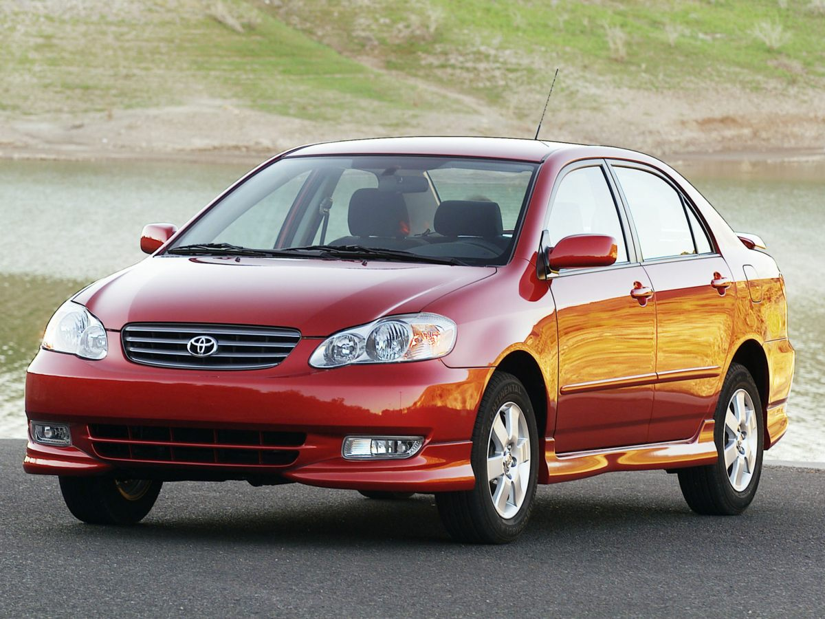 Pre-Owned 2004 Toyota Corolla CE
